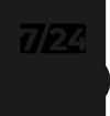 7/24 Technischer Support mit Expertenteam