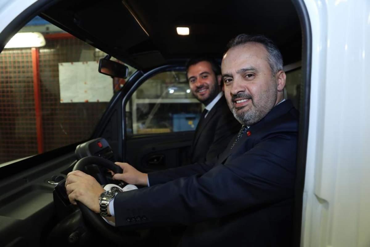 Bursa Büyükşehir Belediye Başkanımız Sayın Alinur Aktaş Fabrikamızı ziyaret etti.