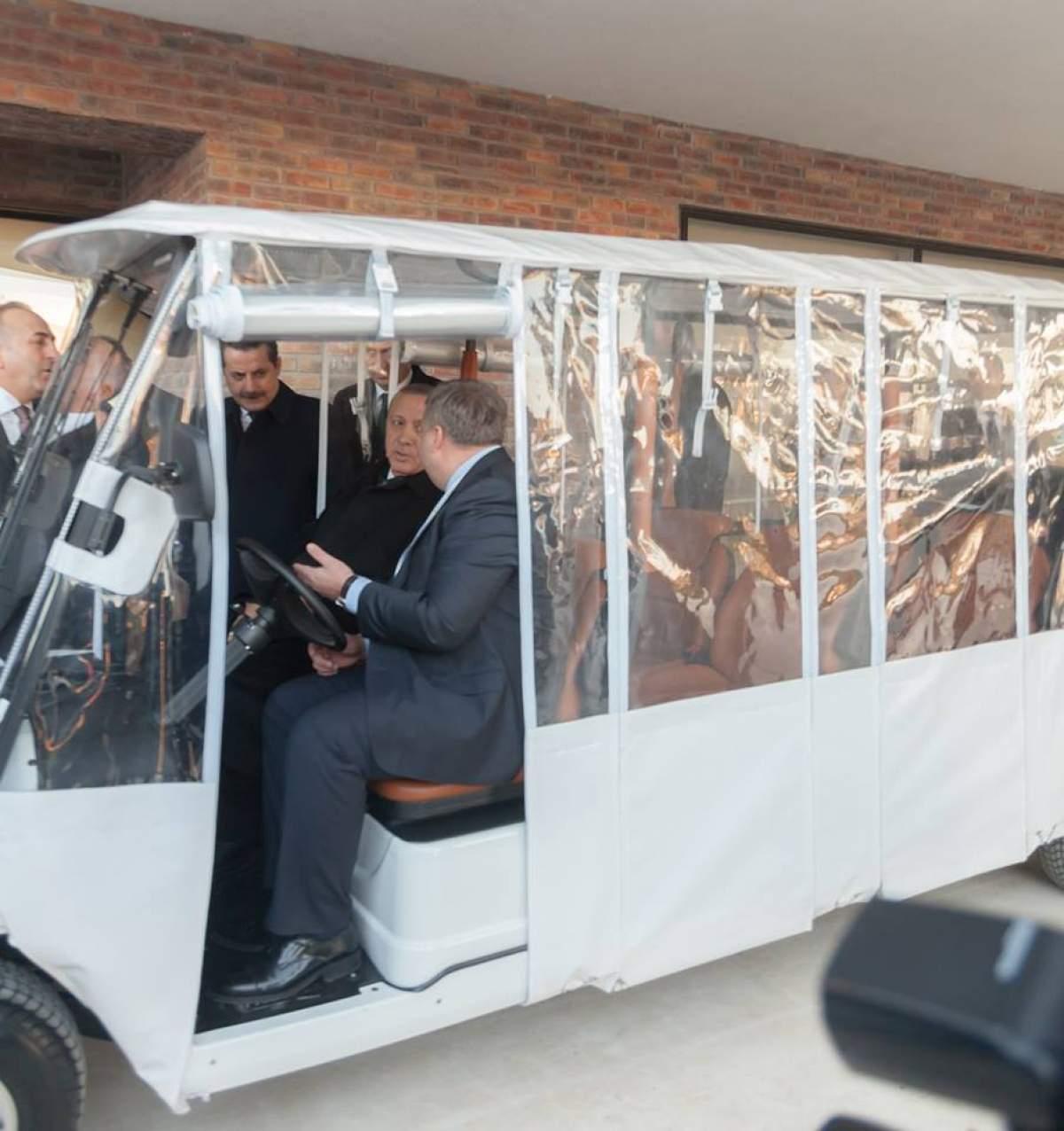Cumhurbaşkanımız Sayın Recep Tayyip Erdoğan`a ülkemizin gururu Pilotcar Elektrikli Araçlar hakkında bilgi verdik.