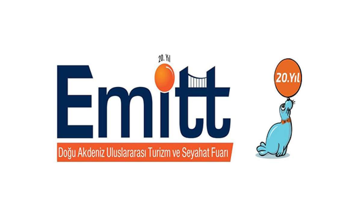 Emitt Messe Doğu Akdeniz für Internationales Tourismus und Reisen