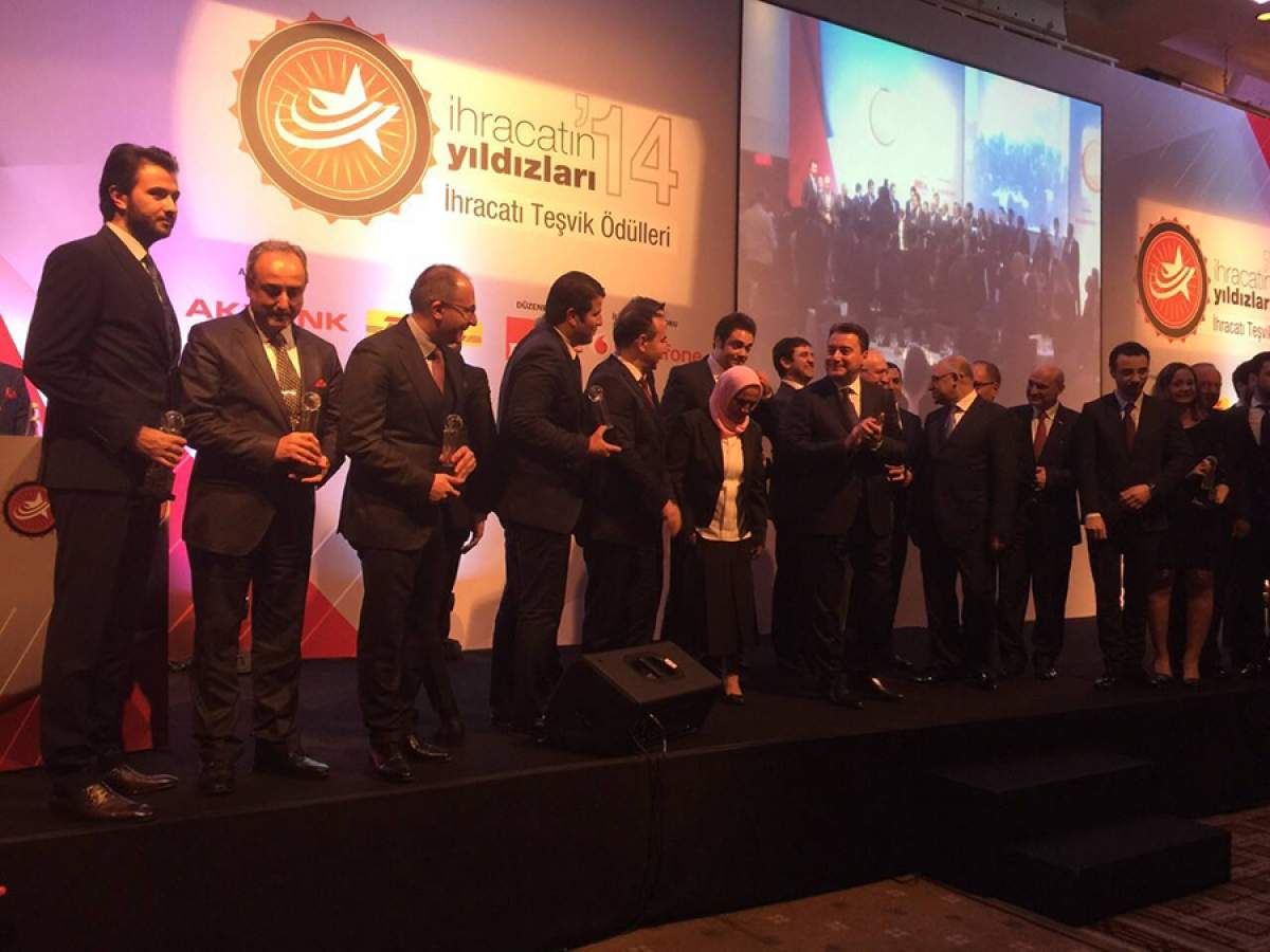 İhracatın Yıldızları 2014 Ödül Töreni