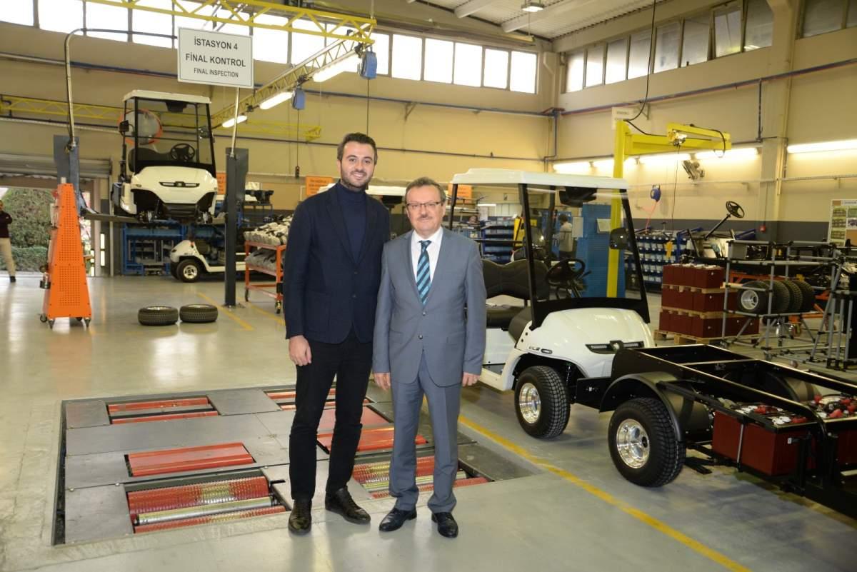 Pilotcar ve Uludağ Üniversitesi