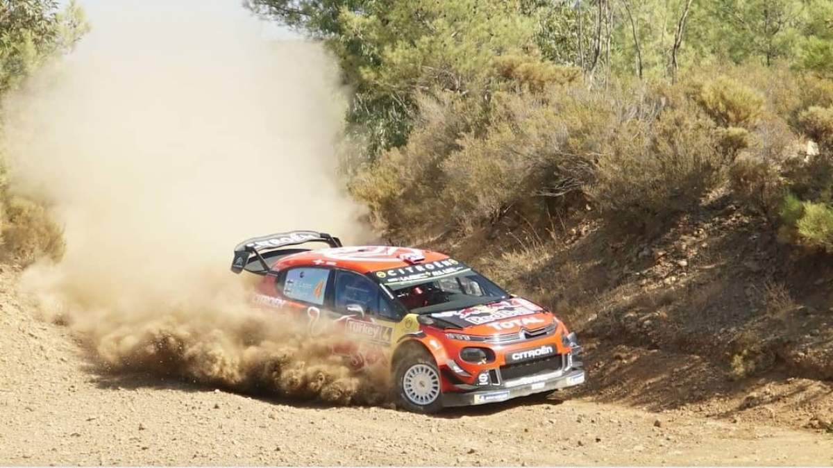 WRC Rally Turkey 2019