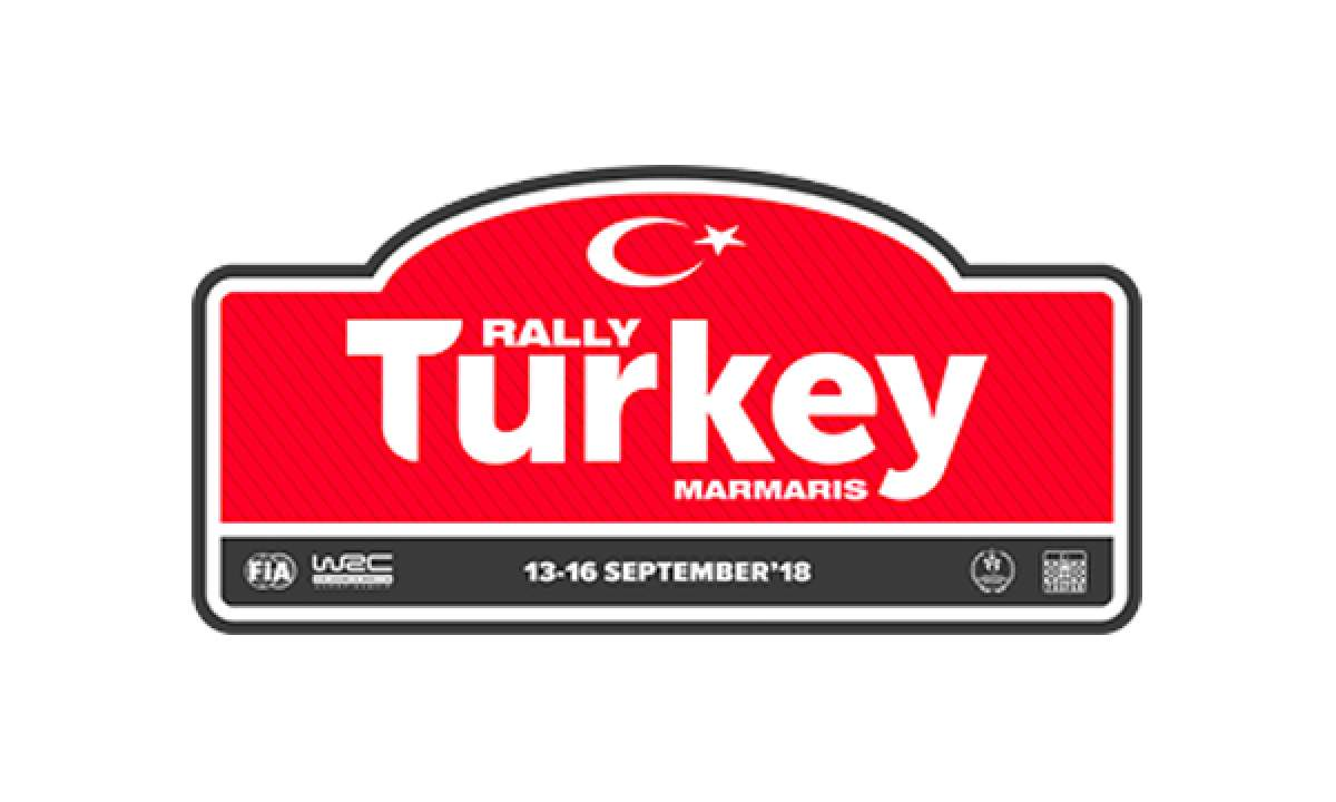 WRC Rally Turkey