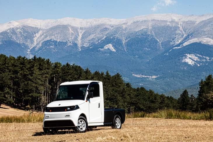 Die Niveau Ihrer Arbeitsqualität mit elektrischen Kleinlastwagen liegt auf dem top