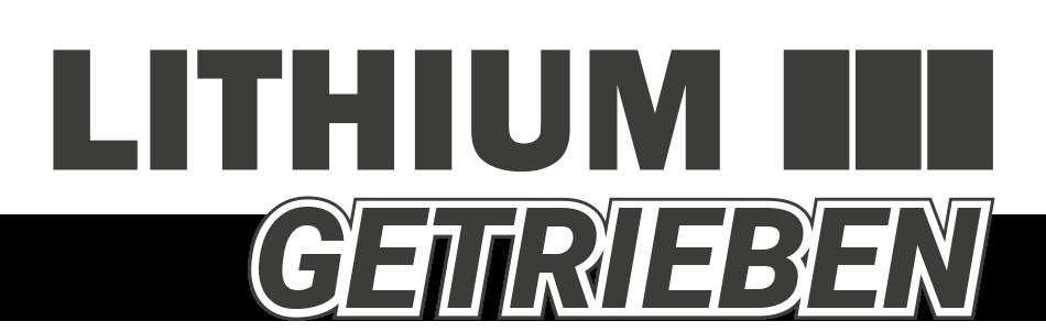 Lithium Getrieben